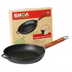 BIOL Cast Iron Pan 28cm
