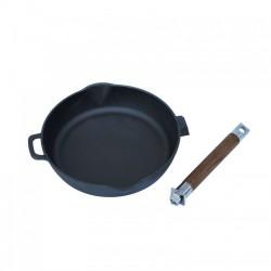 BIOL Cast Iron Pan 24cm