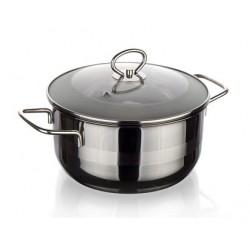 Casserole with lid 5L Matte Line