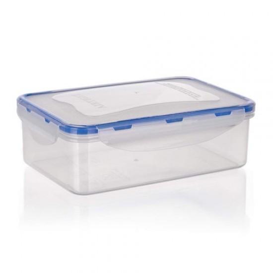 Airtight Lunch Box FAST CLICK 1,1 L Banquet, size 205x140x65 mm