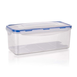 Airtight Lunch Box FAST CLICK 2,1 L Banquet, size 280x115x105 mm