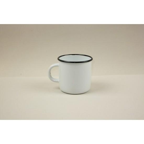 Enamel mug 0.4l