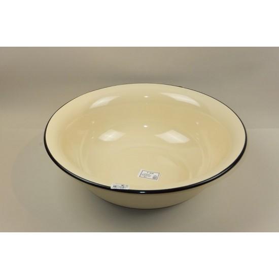 Enamel bowl 12l