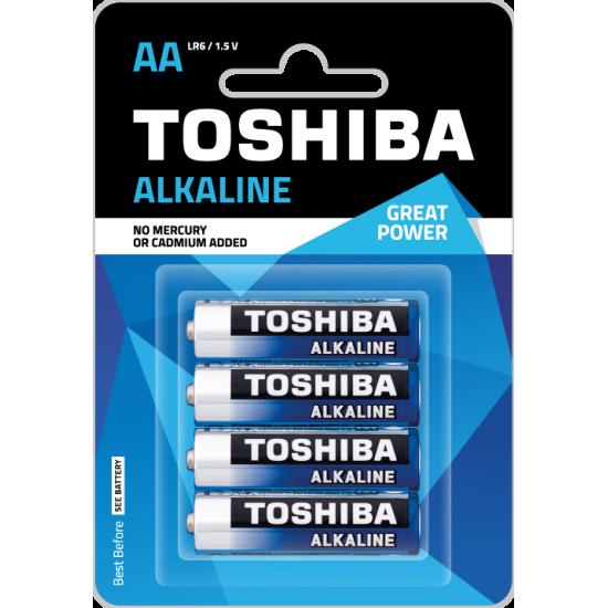 Alkaline AA Battery 4pcs