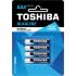 Alkaline AAA Battery 4pcs