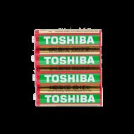 TOSHIBA AA HEAVY DUTY 4PCS