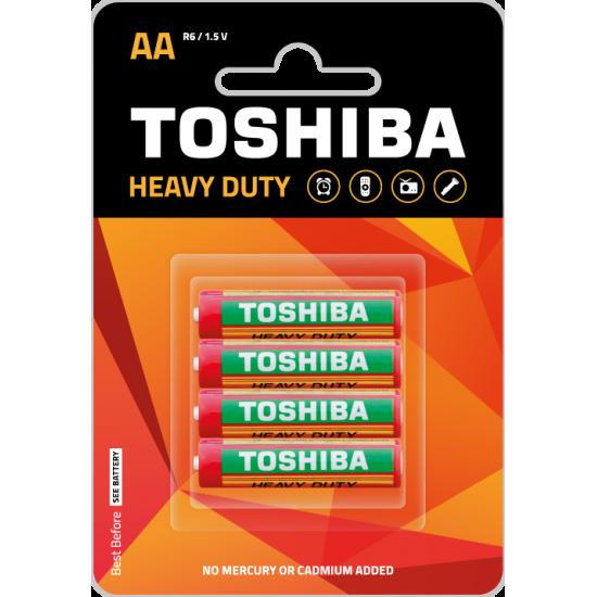 Heavy Duty AA Battery / 4 pcs.