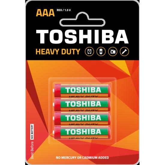 Heavy Duty AAA Battery / 4 pcs.